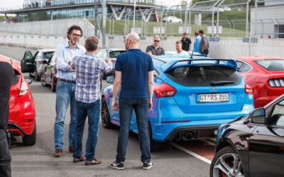 Ford Driving Experience mit dem TrackDay
